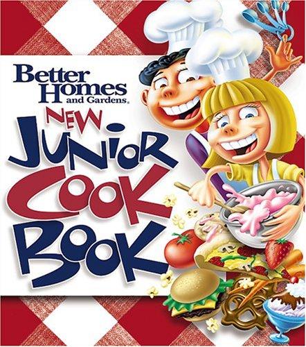 9780696220005: New Junior Cookbook (Better Homes & Gardens Cooking)