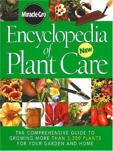 Encyclopedia Of Plant Care: Meredith Books