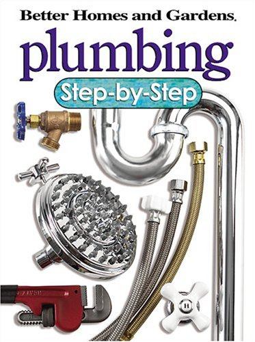 9780696221088: Plumbing Step-by-Step