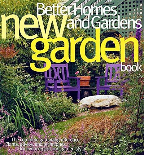 9780696221446: Better Homes and Gardens New Garden Book (3rd Edition) (Better Homes and Gardens Gardening)