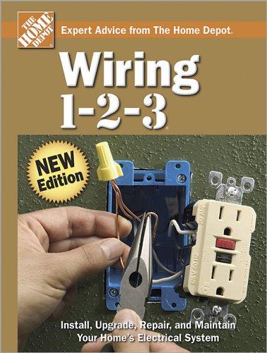 9780696222467: Wiring 1-2-3 (Home Depot)