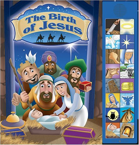 9780696223624: The Birth of Jesus: Deluxe Sound Storybook