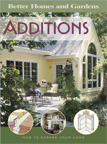 Additions: Homes, Better; Gardens