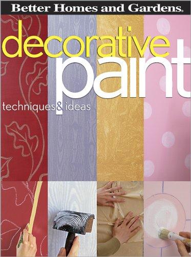 9780696225666: Decorative Paint: Techniques & Ideas
