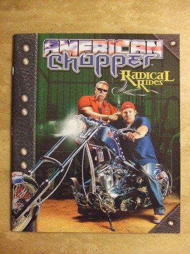 9780696226007: AMERICAN CHOPPER: RADICAL RIDES