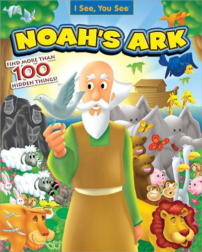 9780696228209: Noah's Ark (I See, You See)