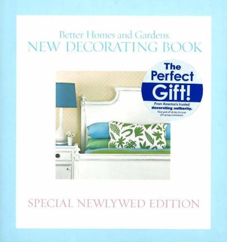 9780696228841: New Decorating Book: Newlywed Edition (Better Homes & Gardens)
