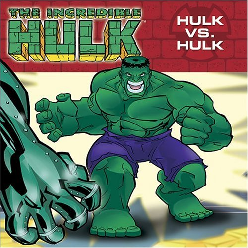 9780696229855: The Hulk vs. Hulk