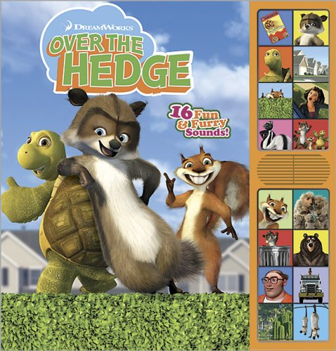 9780696230660: Over the Hedge: Deluxe Sound Storybook