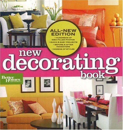 9780696232992: New Decorating Book (Better Homes and Gardens Home)