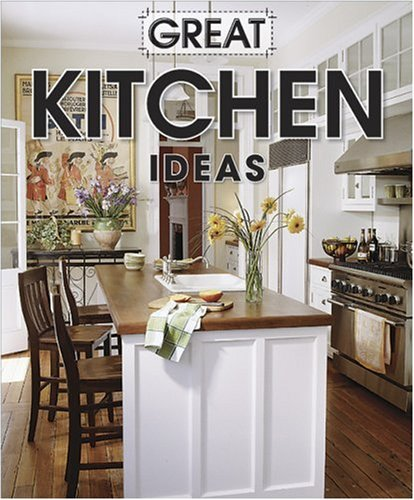 9780696233777: Great Kitchen Ideas (Better Homes and Gardens Home)