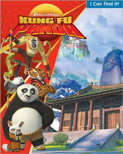 9780696234842: Kung Fu Panda: I Can Find It!
