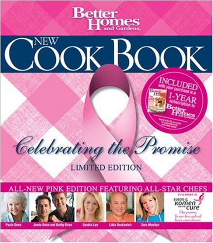 9780696235115: Better Homes and Gardens New Cook Book: Celebrating the Promise, 14th Limited Edition
