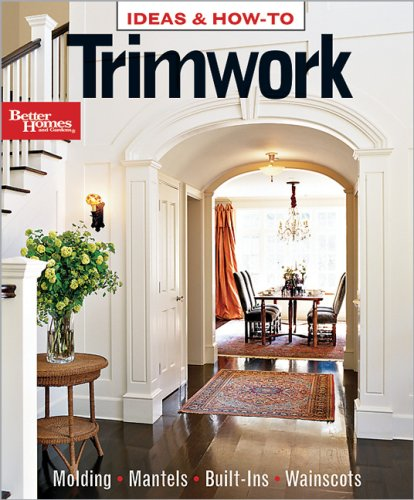 9780696235153: Trimwork: Ideas and How-To (Ideas & How-To)