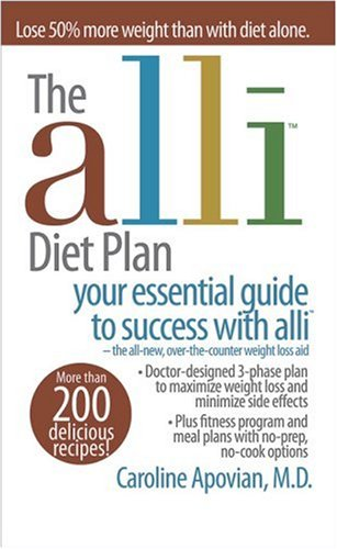9780696235382: The Alli Diet Plan: Your Essential Guide to Success with Alli