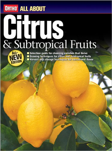 9780696236051: All About Citrus and Subtropical Fruits