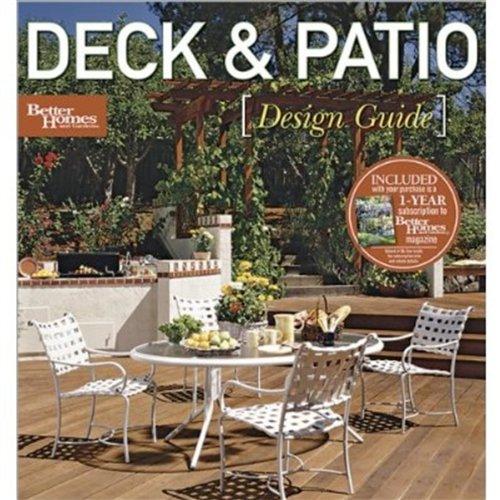 Deck Patio Design Guide