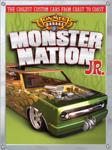 9780696236884: Monster Nation Jr. (Monster Garage)