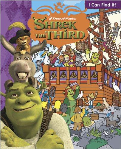 Shrek The Third (I Can Find It): Paula Marshall