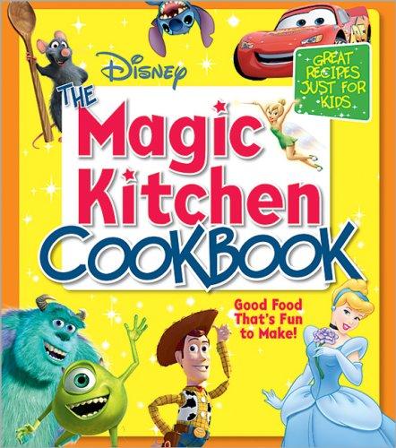 The Magic Kitchen Cookbook