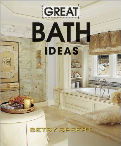 9780696237362: Great Bath Ideas