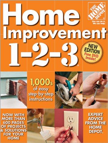 9780696238505: Home Improvement 1-2-3