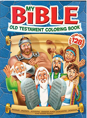 9780696239090: My Bible: Old & New Testament Coloring Book