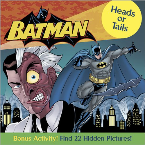 9780696239595: Batman Heads or Tails