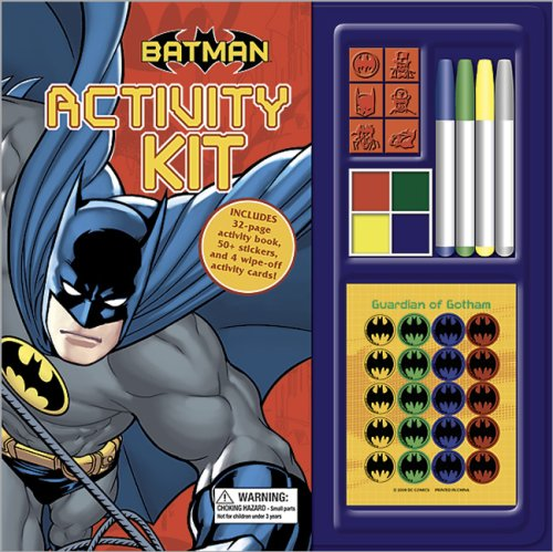 9780696239618: Batman Classic Book with Activity Kit (Batman (Meredith Books))