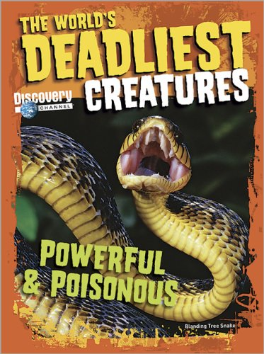 9780696239816: The World's Deadliest Creatures (Discovery)
