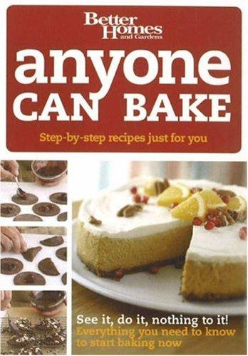 9780696240584: Anyone Can Bake