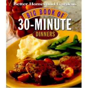 9780696240652: Big Book of 30-Minute Dinners