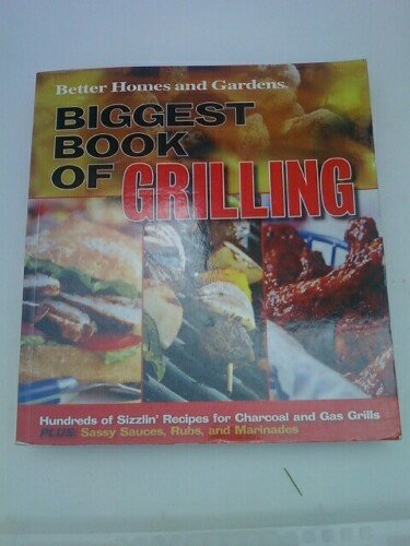 9780696240669: Biggest Book of Grilling