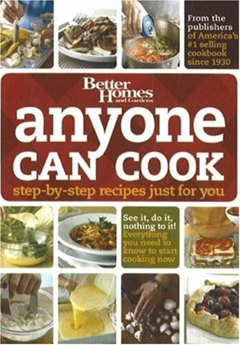 9780696241857: Anyone Can Cook