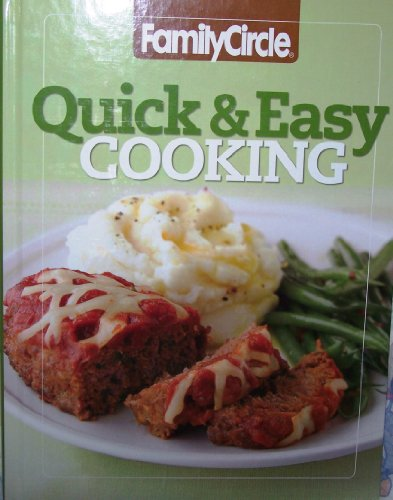 9780696242304: Family Circle Quick & Easy Cooking Volume 2