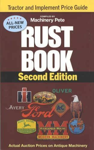 9780696242335: Rust Book 2nd Edition (Rust Book Bi-Annual Antique and Classic Price Guides)