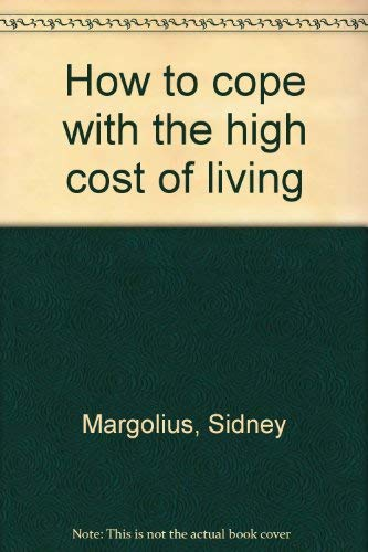 9780696271007: How to cope with the high cost of living