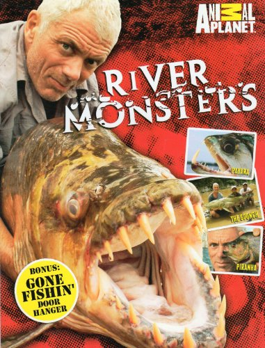 9780696300721: River Monsters (Animal Planet)