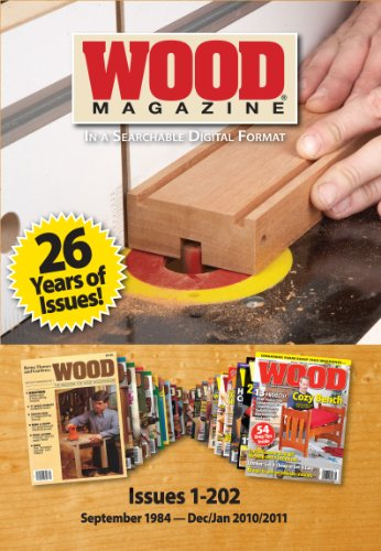 9780696300783: The Complete WOOD Magazine Collection on DVD-ROM