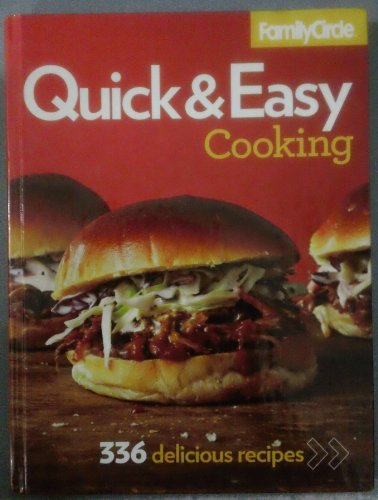 Family Circle Quick & Easy Cooking 336: Lisa Kingsley