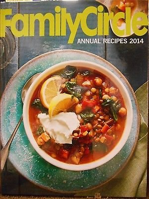 9780696301971: Family Circle Annual Recipes