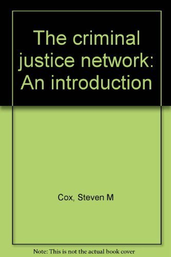 9780697002587: The criminal justice network: An introduction
