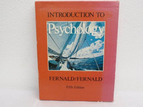 9780697003249: Introduction to Psychology