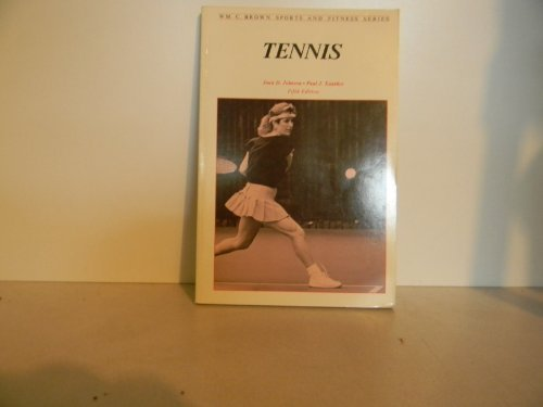 9780697003638: Tennis (Wm.C. Brown sports and fitness series)