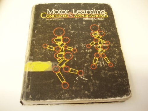 9780697004260: Motor Learning: Concepts and Application