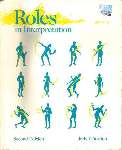 9780697004987: Roles in Interpretation