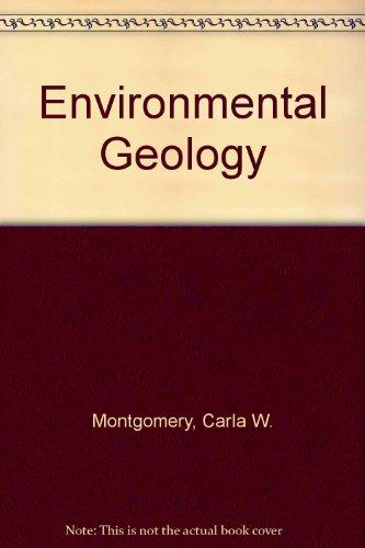 9780697007896: Environmental Geology