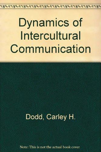 9780697008008: Dynamics of Intercultural Communication