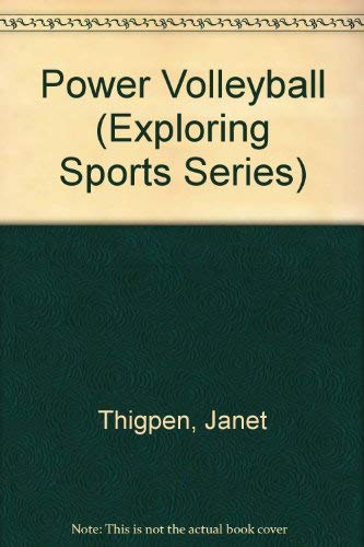 9780697008817: Power Volleyball (Exploring Sports Series)