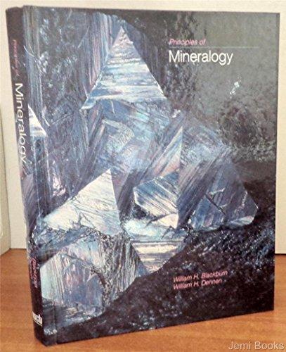 Principles of Mineralogy: Blackburn, William H.